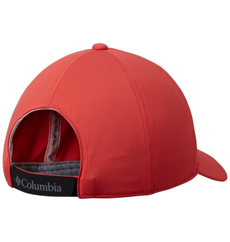 Coolhead™ II Ball Cap | 633 | O/S Berretto Coolhead™ II unisex, Red Coral, back