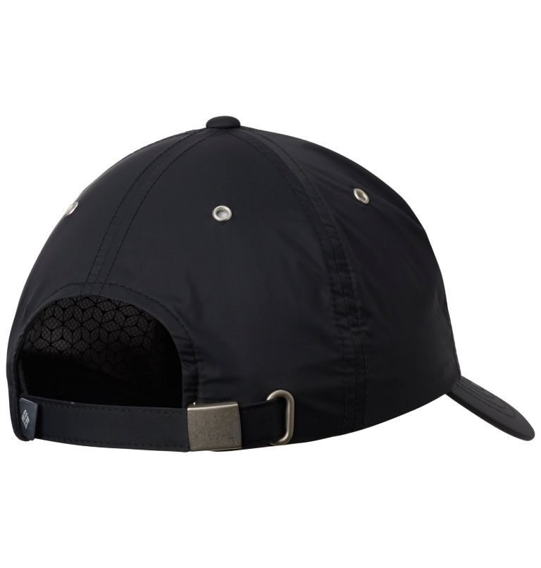 Washed Out™ Ball Cap | 010 | O/S Casquette de Baseball Washed Out™ Unisexe, Black, back