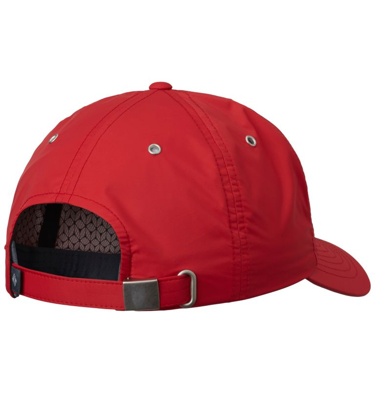 Washed Out™ Ball Cap | 613 | O/S Unisex Washed Out™ Ball Cap, Mountain Red, back