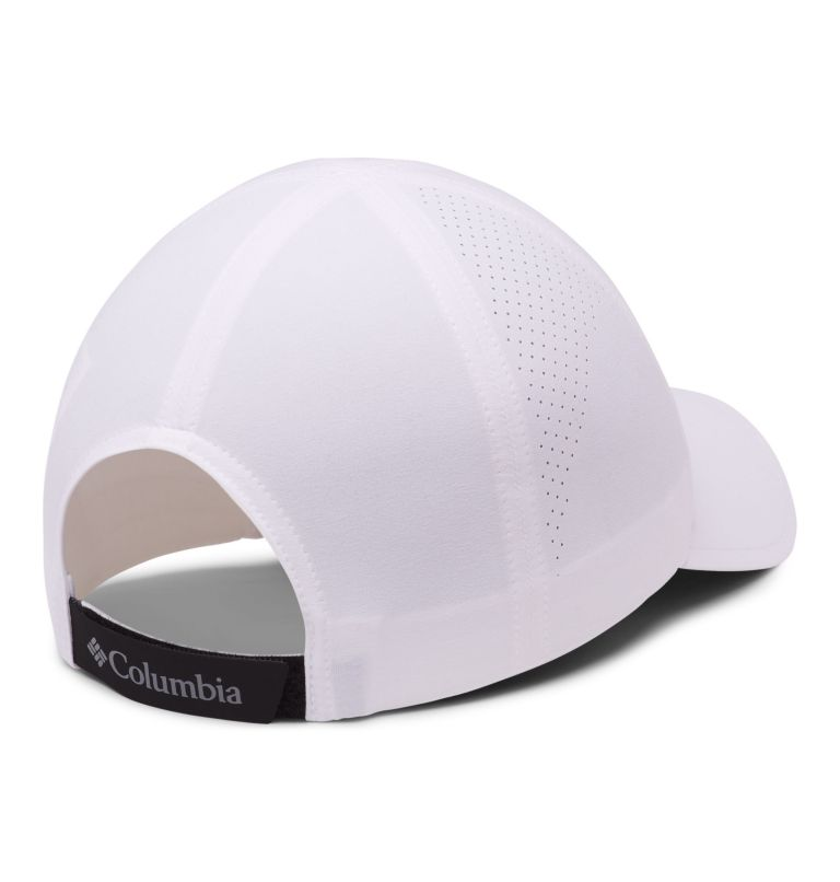 Silver Ridge™ III Ball Cap | 100 | O/S Unisex Silver Ridge™ III Ball Cap, White, back