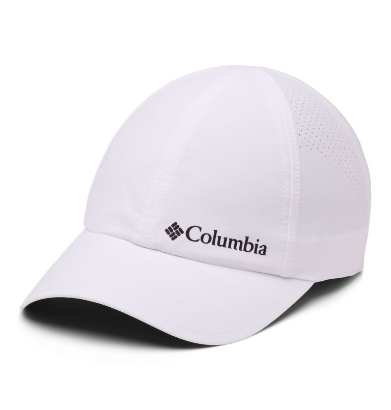 Silver Ridge™ III Ball Cap | 100 | O/S Unisex Silver Ridge™ III Ball Cap, White, front