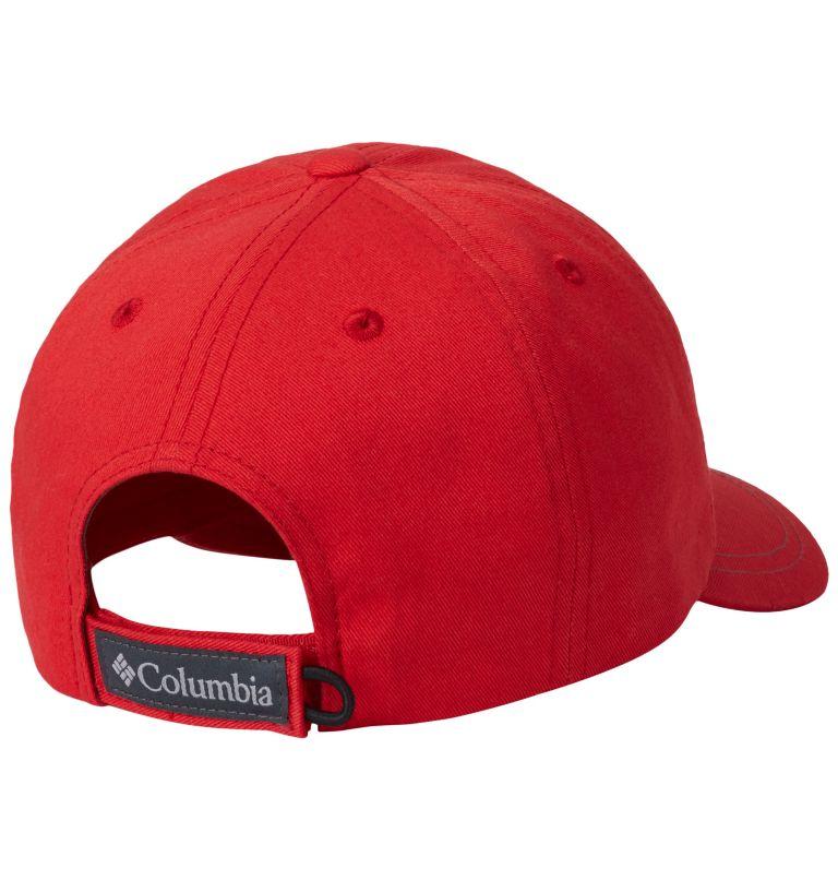 CSC™ Youth Ball Cap   691   O/S Youth CSC™ Youth Ball Cap, Bright Red, Shark, back