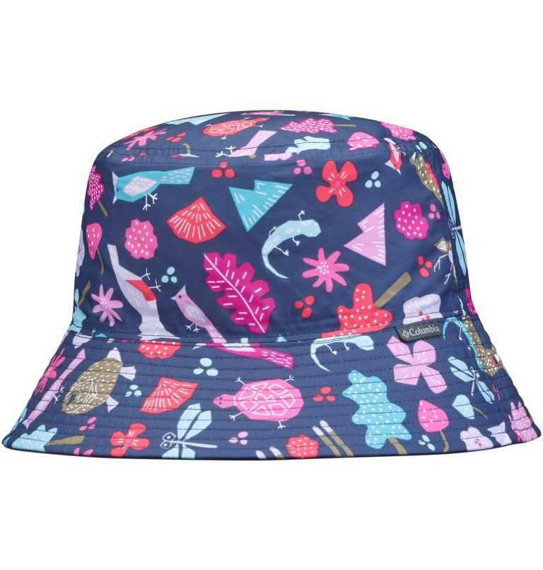 Youth Pixel Grabber™ Bucket Hat Youth Pixel Grabber™ Bucket Hat, back