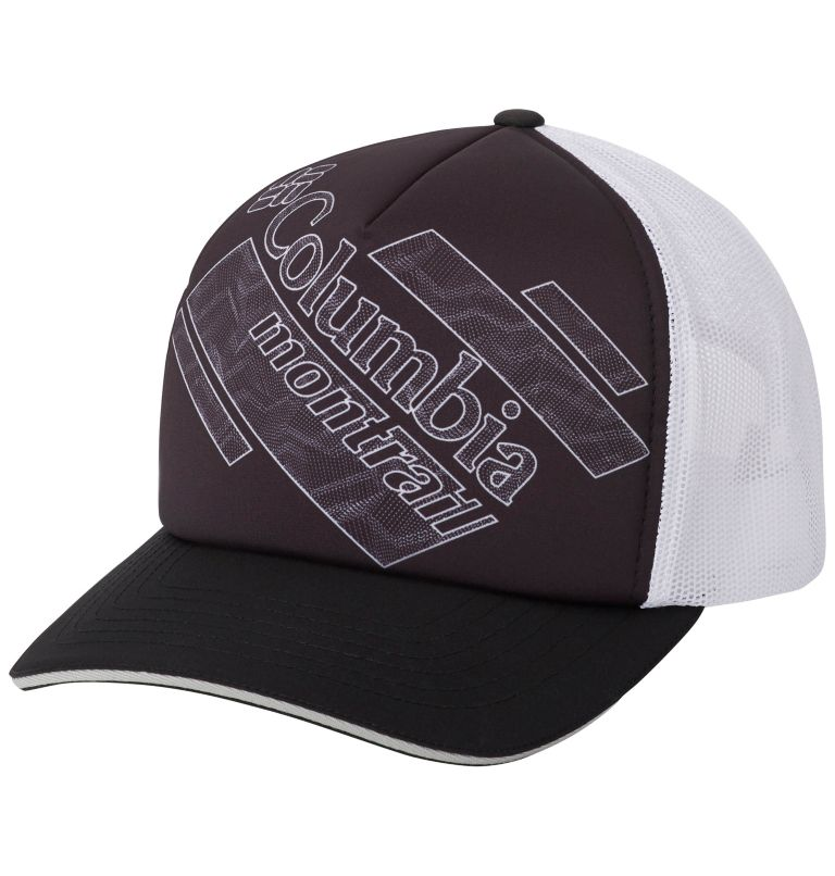 Montrail™ Race Day Cap | 010 | O/S Unisex Montrail™ Race Day Cap, Black, front