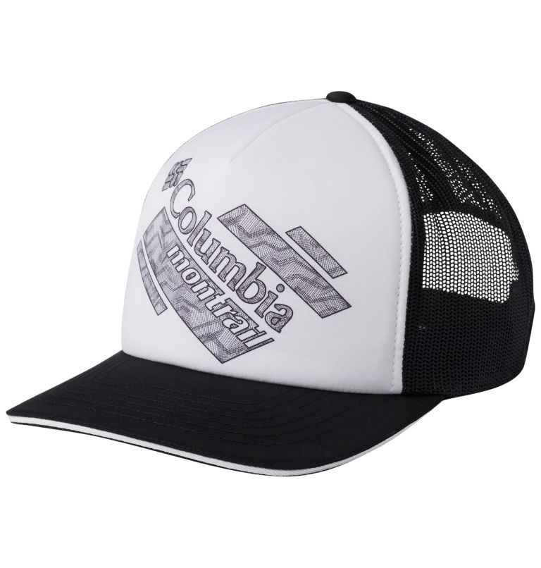 Montrail™ Race Day Cap | 100 | O/S Berretto Montrail™ Race Day unisex, White, front