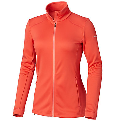 Women's Abbey Lake™ Full Zip Fleece , front