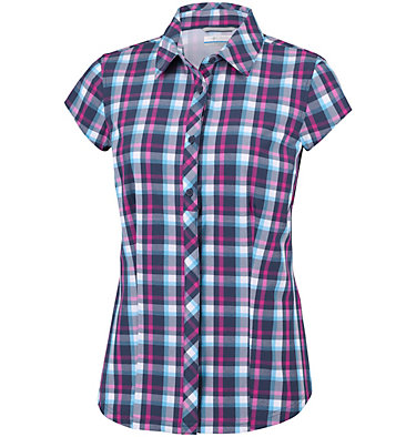 Camicia a maniche corte Saturday Trail™ II Stretch Print da donna , front