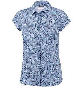 Women's Saturday Trail™ II Stretch Print Short Sleeve Shirt