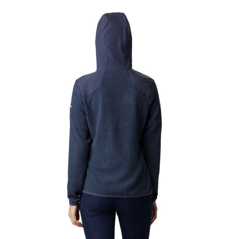 Polar con capucha y cremallera completa Coggin Peak™ para mujer Polar con capucha y cremallera completa Coggin Peak™ para mujer, back