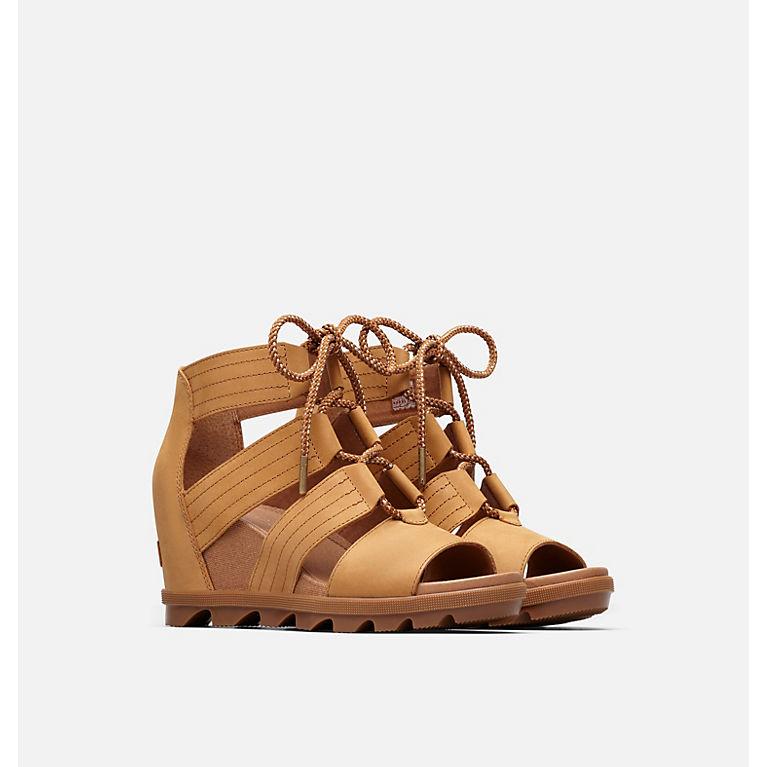 d1b711f37 Camel Brown Women s Joanie™ II Lace Sandal