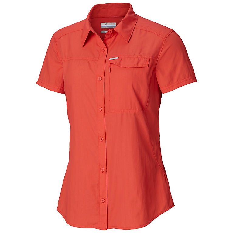 093d5a479af Red Coral Women's Silver Ridge™ 2.0 Short Sleeve, ...