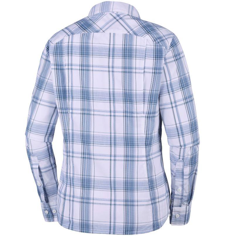 Camicia a maniche lunghe con motivo scozzese Silver Ridge™ 2.0 da donna Camicia a maniche lunghe con motivo scozzese Silver Ridge™ 2.0 da donna, back