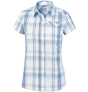 Women's Silver Ridge™ 2.0 Plaid Short Sleeve Shirt