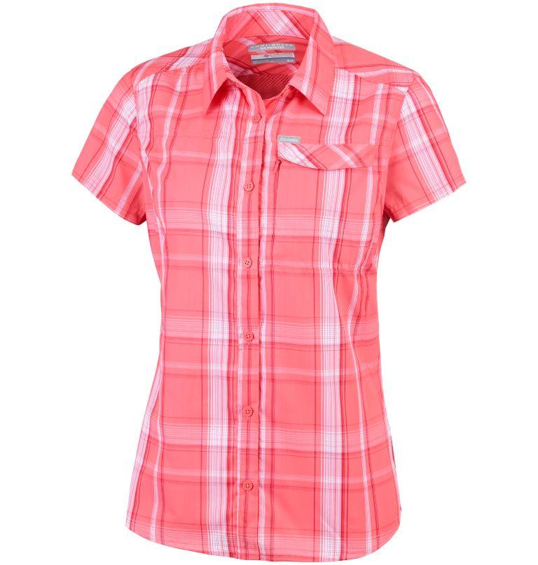 Chemise Manches Courtes à Carreaux Silver Ridge™ 2.0 Femme Chemise Manches Courtes à Carreaux Silver Ridge™ 2.0 Femme, front