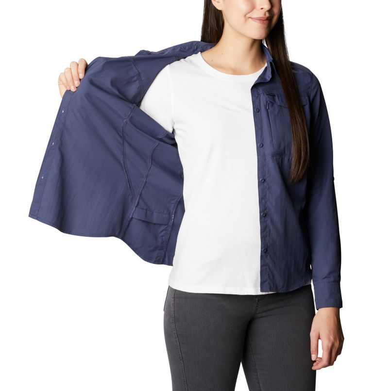 Silver Ridge™ 2.0 Langarmshirt für Damen Silver Ridge™ 2.0 Langarmshirt für Damen, a4