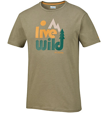 T-shirt Terra Vale™ Homme , front