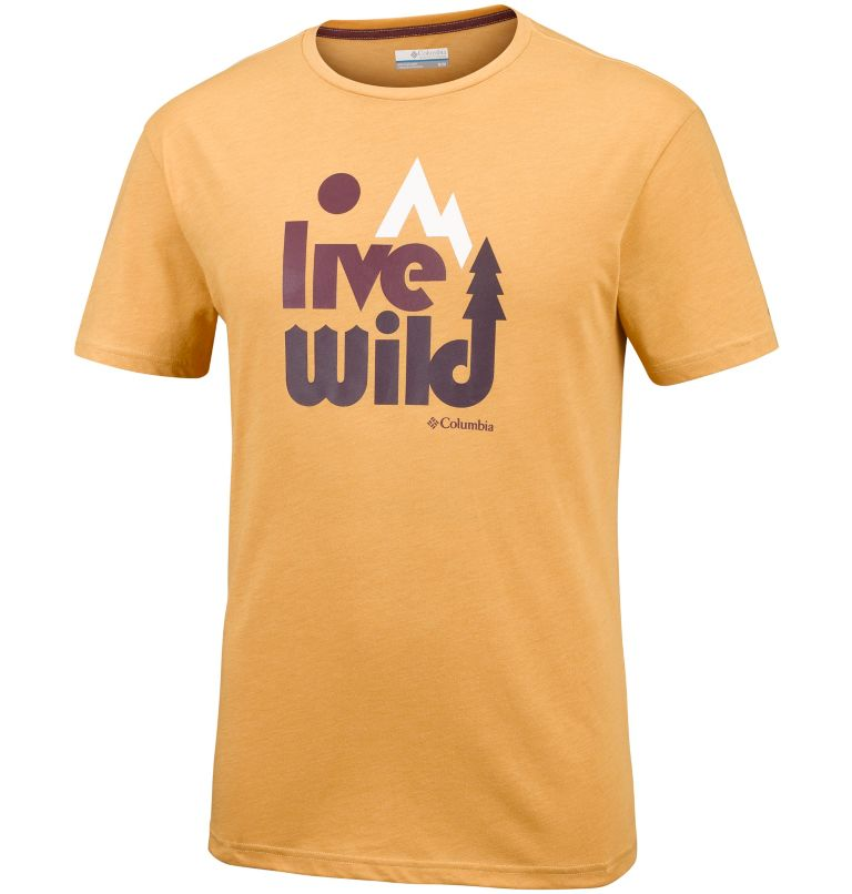 Camiseta Terra Vale™ para hombre Camiseta Terra Vale™ para hombre, front