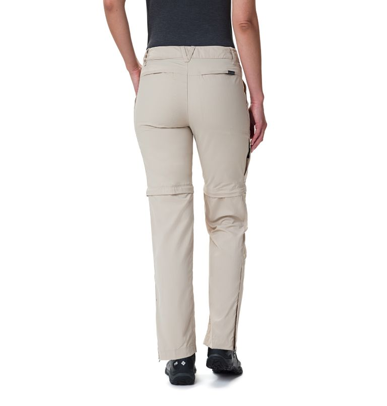 Women's Silver Ridge™ 2.0 Convertible Trousers Women's Silver Ridge™ 2.0 Convertible Trousers, back