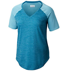 Women's Bryce Peak™ Short Sleeve Shirt—Plus Size