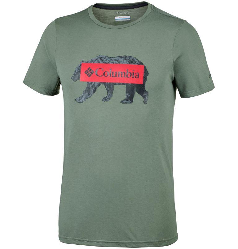 Camiseta Box Logo Bear™ para hombre Camiseta Box Logo Bear™ para hombre, front