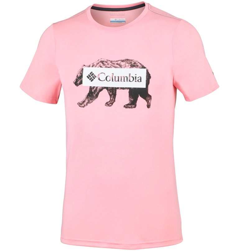 T-shirt Box Logo Bear™ Homme T-shirt Box Logo Bear™ Homme, front