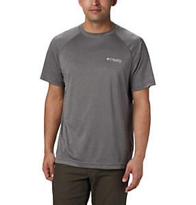 T-shirt à manches courtes chiné Terminal Tackle™ pour homme