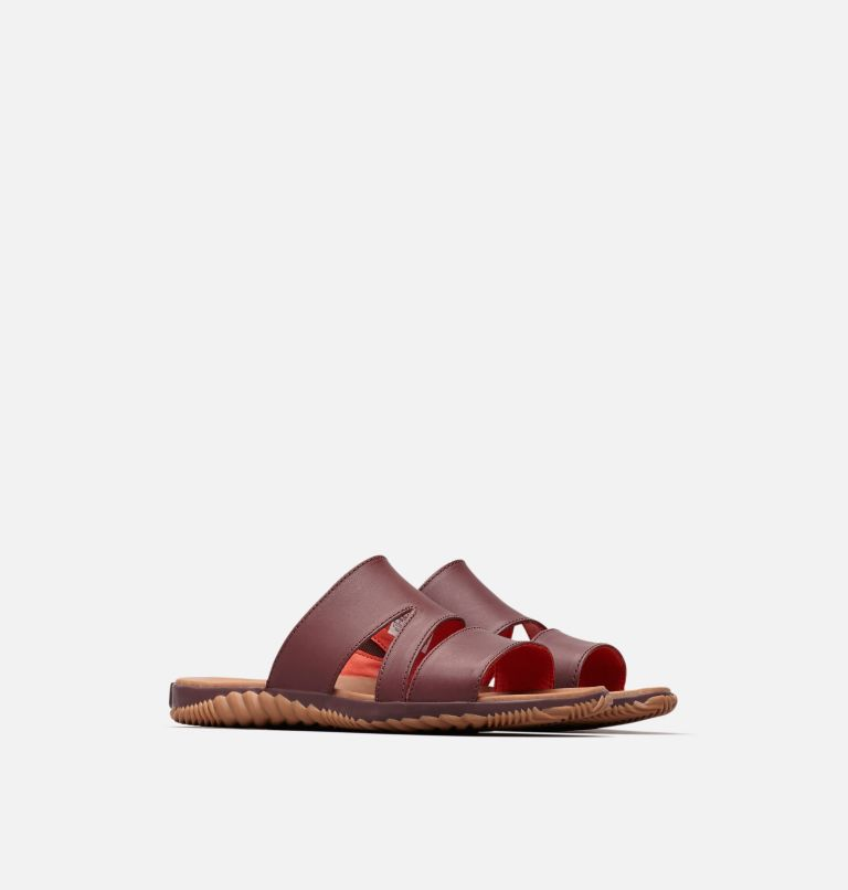 Sandalia Out 'N About™ Plus Slide para mujer Sandalia Out 'N About™ Plus Slide para mujer, 3/4 front