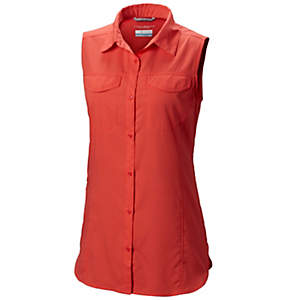 Women's Silver Ridge™ Lite Sleeveless Shirt - Plus Size