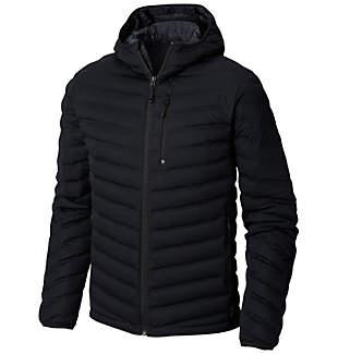 Men s StretchDown™ Hooded Jacket fbcde56cdd14