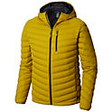 Mountain Hardwear Mens StretchDown Hooded Jacket (4 colors)