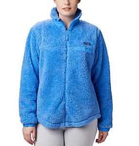 Women's Harborside™ II Heavy Weight Fleece Full Zip