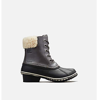 Women's Slimpack™ II Lace Shearling Boot