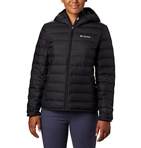 Manteau en duvet à capuchon Lake 22™ pour femme