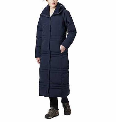 Women's Ruby Falls Down Long Jacket , front