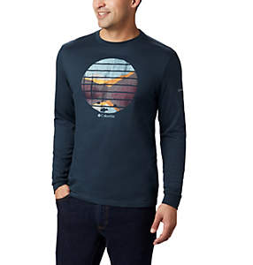 Men's Cades Cove™ Long Sleeve Graphic Tee