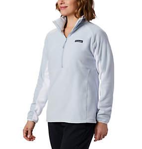 Women's Basin Trail™ Fleece 1/2 Zip Top
