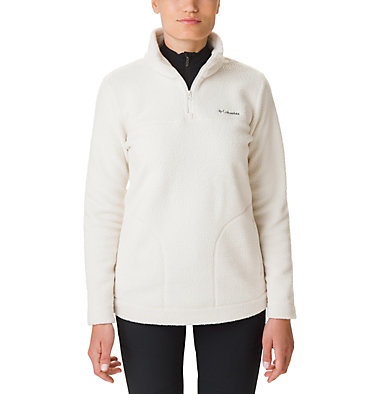 Women's Canyon Point Sherpa Pullover , front