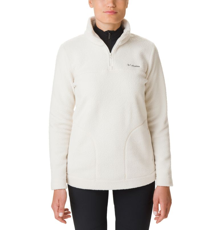 Pull En Polaire Canyon Point Femme Pull En Polaire Canyon Point Femme, front
