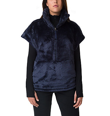 Pull-Cape En Polaire Fire Side III Femme , front