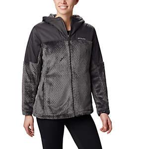 Women's Fire Side™ Sherpa Hooded Full Zip