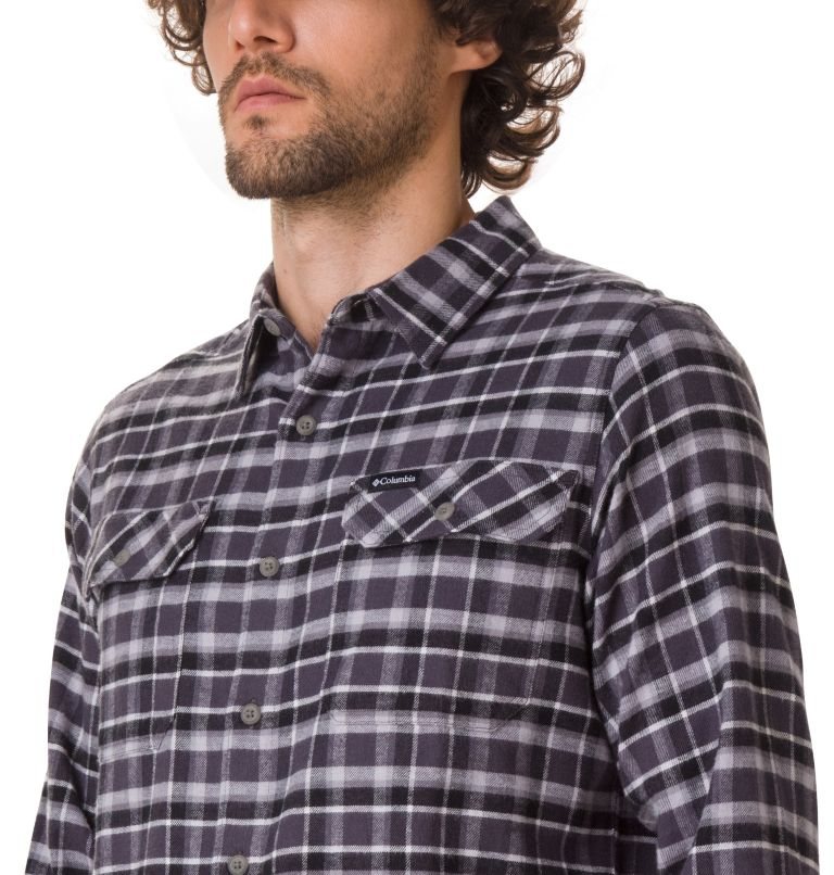 Men's Flare Gun Stretch Flannel Shirt Men's Flare Gun Stretch Flannel Shirt, a1