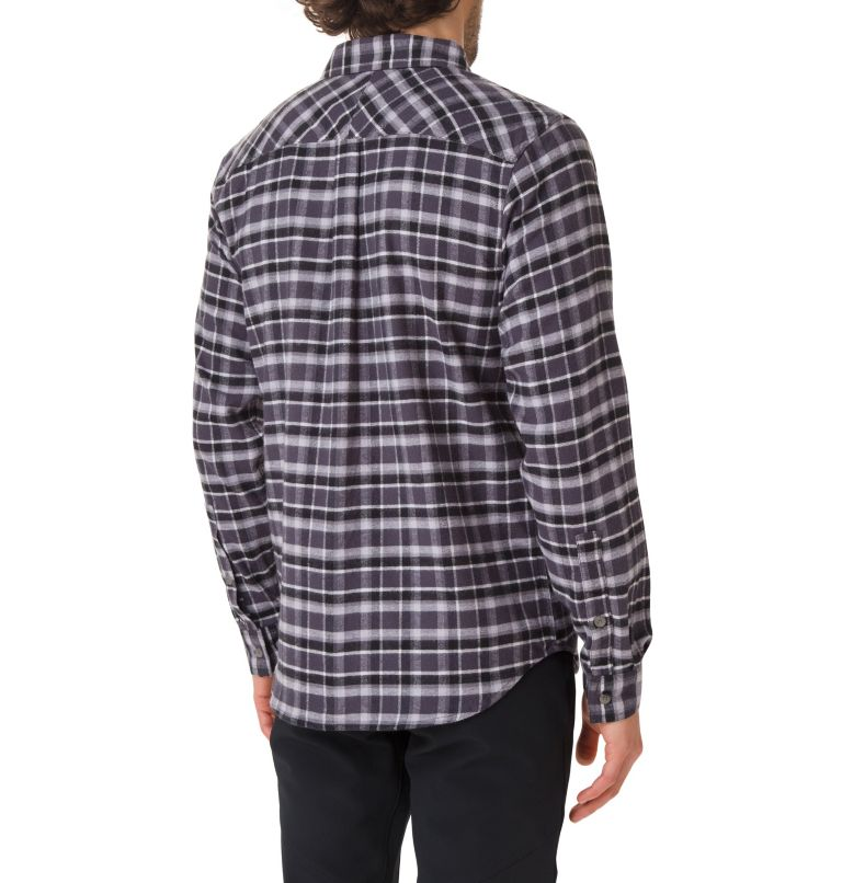 Men's Flare Gun Stretch Flannel Shirt Men's Flare Gun Stretch Flannel Shirt, back