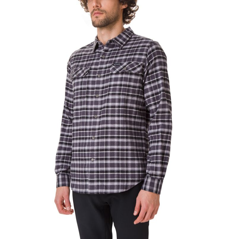 Men's Flare Gun Stretch Flannel Shirt Men's Flare Gun Stretch Flannel Shirt, front