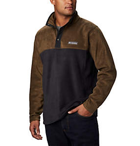Men's Steens Mountain™ Half Snap Fleece Pullover