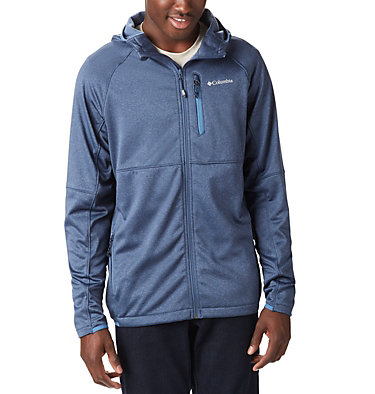 Veste Zippée À Capuche Outdoor Elements Homme , front