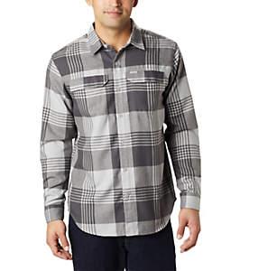 Men's Silver Ridge™ 2.0 Flannel Shirt - Tall