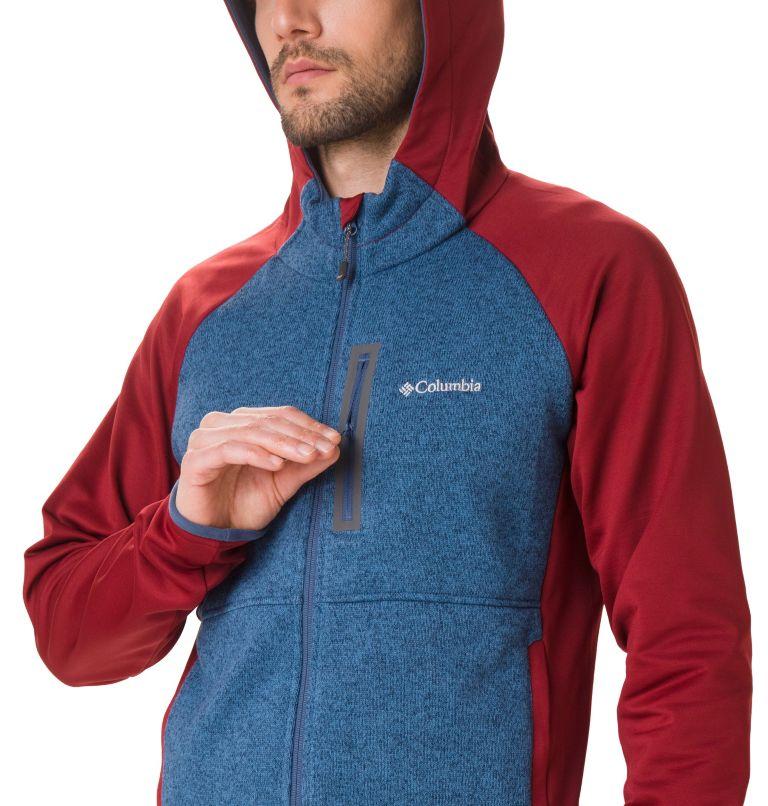 Men's Altitude Aspect™ Hooded Hybrid Fleece Men's Altitude Aspect™ Hooded Hybrid Fleece, a2