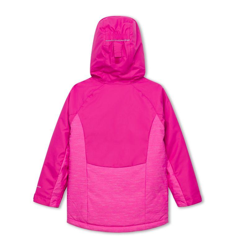 Alpine Action™II Jacket | 695 | XS Girl's Alpine Action II Ski Jacket, Pink Ice, back