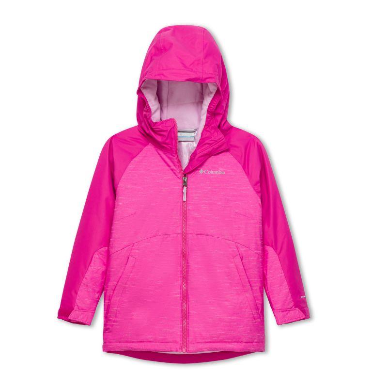 Alpine Action™II Jacket | 695 | XS Girl's Alpine Action II Ski Jacket, Pink Ice, front