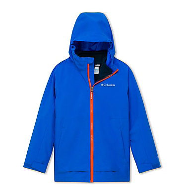 Tolt Track Stretch 3-in-1-Jacke Junior , front
